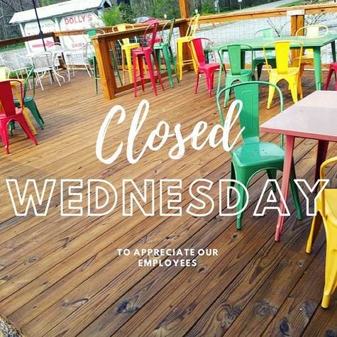 The Hub will be closed Wednesday September 8 for employee appreciation  We will see you for our regular hours on Thursday!  #employeeappreciation #thehubpisgah #pisgahtavern
